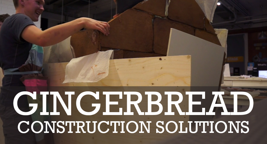 Gingerbread Construction Solutions
